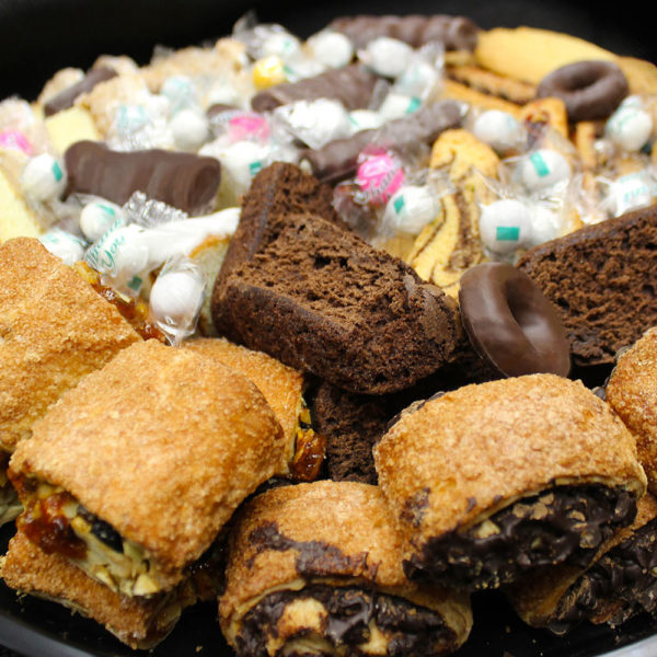 Dessert tray - catering at Mrs. Marty's Deli in Broomall, PA