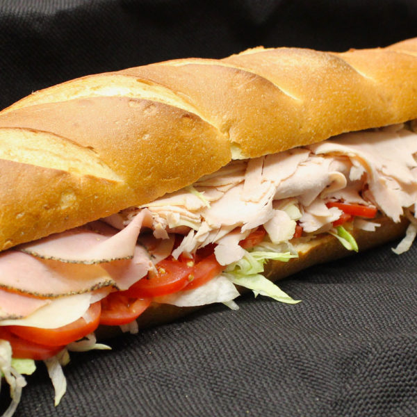 3ft or 6ft hoagie from Mrs Marty's Deli in Broomall, PA